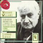 """Vaughan Williams: Sinfonica Antartica; 5 Variants of """"Dives and Lazarus"""""""