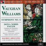 Vaughan Williams: Symphony No.6/Dona Nobis Pacem