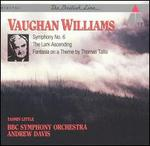 Vaughan Williams: Symphony No. 6; The Lark Ascending; Fantasia on a Theme by Thomas Tallis