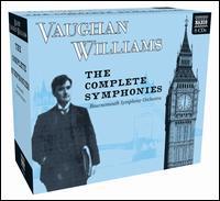 Vaughan Williams: The Complete Symphonies - Brendan O'Brien (violin); Christopher Dowie (organ); Christopher Maltman (baritone); Joan Rodgers (soprano);...