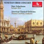 Venetian Oboe Concerti