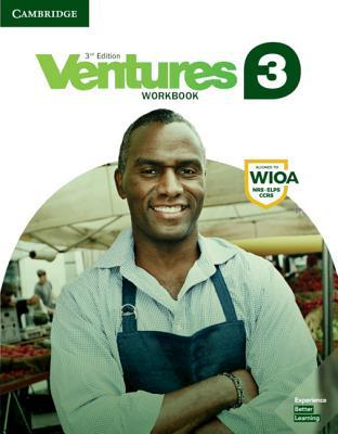 Ventures Level 3 Workbook - Bitterlin, Gretchen, and Johnson, Dennis, and Price, Donna