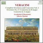 Veracini: Complete Overtures and Concertos, Vol.2
