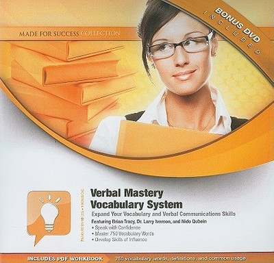 Verbal Mastery Vocabulary System: Expand Your Vocabulary and Verbal Communications Skills - Tracy, Brian