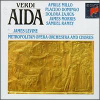 Verdi: Aida - Aprile Millo (vocals); Charles Anthony (vocals); Dolora Zajick (vocals); Hei-Kyung Hong (vocals); James Morris (vocals);...