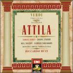 Verdi: Atilla - Cheryl Studer (soprano); Ernesto Gavazzi (tenor); Giorgio Surjan (vocals); Giorgio Zancanaro (baritone);...