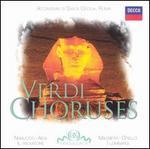 Verdi: Choruses