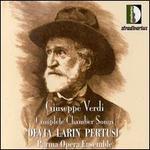 Verdi: Complete Chamber Songs