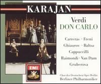 Verdi: Don Carlo - Agnes Baltsa (mezzo-soprano); Barbara Hendricks (soprano); Carlo Meletti (baritone); Edita Gruberová (soprano);...