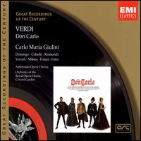 Verdi: Don Carlo - Delia Wallis (vocals); Giovanni Foiani (vocals); John Noble (vocals); Maria-Rosa del Campo (vocals);...