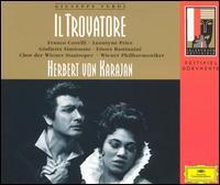 Verdi: Il Trovatore [2 CDs] - Ettore Bastianini (vocals); Franco Corelli (vocals); Giulietta Simionato (vocals); Kurt Equiluz (vocals); Laurence Dutoit (vocals); Leontyne Price (vocals); Nicola Zaccaria (vocals); Rudolf Zimmer (vocals); Siegfried Rudolf Frese (vocals)