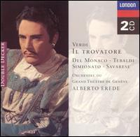 Verdi: Il Trovatore - Antonio Balbi (vocals); Athos Cesarini (vocals); Giorgio Tozzi (vocals); Giulietta Simionato (vocals);...