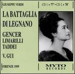 Verdi: La Battaglia di Legnano [22 Bonus Tracks]