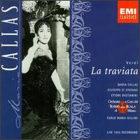 Verdi: La Traviata - Antonio Zerbini (vocals); Arturo la Porta (vocals); Ettore Bastianini (vocals); Franco Ricciardi (vocals);...