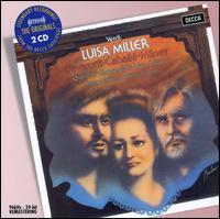 Verdi: Luisa Miller - Anna Reynolds (vocals); Annette Celine (vocals); Bonaldo Giaiotti (vocals); Fernando Pavarotti (vocals);...