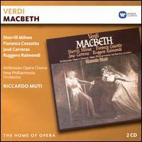 Verdi: Macbeth - Carlo del Bosco (vocals); Christopher Keyte (vocals); Fiorenza Cossotto (vocals); Giuliano Bernardi (vocals);...