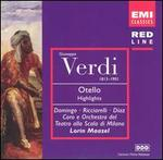 Verdi: Otello [Highlights]