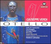 Verdi: Otello - Alberto Albertini (vocals); Angelo Mercuriali (vocals); Carlos Guichandut (vocals); Cesy Broggini (vocals);...