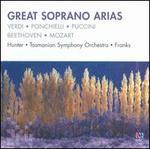 Verdi, Ponchielli, Puccini, Beethoven, Mozart: Great Soprano Arias
