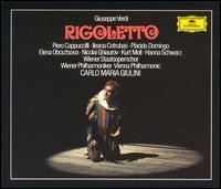 Verdi: Rigoletto - Anton Scharinger (vocals); Audrey Michael (vocals); Dirk Sagemüller (vocals); Hanna Schwarz (vocals);...
