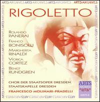 Verdi: Rigoletto - Antonin Svorc (baritone); Bengt Rundgren (bass); Franco Bonisolli (tenor); Henno Garduhn (tenor); Horst Lunow (baritone);...