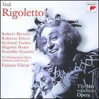 Verdi: Rigoletto - Arthur Graham (vocals); Bonaldo Giaiotti (vocals); Calvin Marsh (vocals); Carlotta Ordassy (vocals); John Macurdy (vocals);...