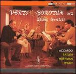 Verdi: String Quartet; Borodin: String Quartet No. 2