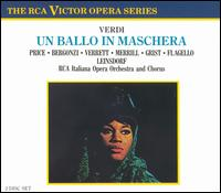 Verdi: Un Ballo in Maschera - Carlo Bergonzi (tenor); Ezio Flagello (bass); Fernando Iacopucci (tenor); Ferruccio Mazzoli (bass); Leontyne Price (soprano);...