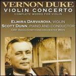 Vernon Duke: Violin Concerto