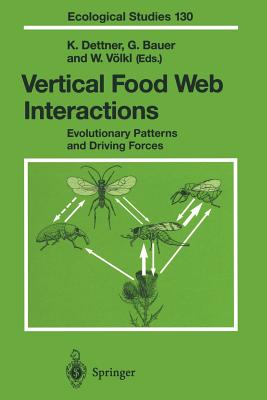 Vertical Food Web Interactions: Evolutionary Patterns and Driving Forces - Dettner, Konrad (Editor)