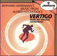 Vertigo [Original 1958 Sountrack] - Bernard Herrmann