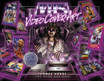 Vhs: Video Cover Art: 1980s to Early 1990s - Hodge, Thomas