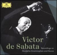 Victor de Sabata: Recordings on Deutsche Grammophon and Decca - Ebe Stignani (mezzo-soprano); Ferruccio Tagliavini (tenor); Italo Tajo (bass); Pia Tassinari (soprano);...