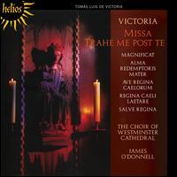 Victoria: Missa Trahe me post te - Iain Simcock (organ); Westminster Cathedral Choir (choir, chorus); James O'Donnell (conductor)
