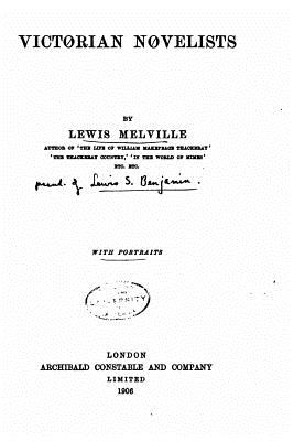 Victorian Novelists - Melville, Lewis