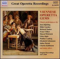 Viennese Operetta Gems - Anni Frind (soprano); Charles Kullmann (tenor); Dusolina Giannini (soprano); Elisabeth Schumann (soprano);...