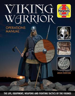 Viking Warrior Operations Manual - Konstam, Angus