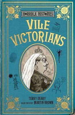 Vile Victorians - Deary, Terry