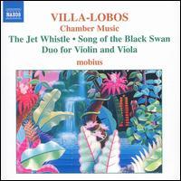 Villa-Lobos: Chamber Music - Alison Nicholls (harp); Ashan Pillai (viola); Lorna McGhee (flute); Michael Stirling (cello); Mobius; Philippe Honore (violin)