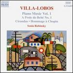 Villa-Lobos: Piano Music, Vol. 1
