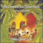 Villa Lobos: The Complete Solo Guitar Music