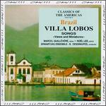 Villa-Lobos: Views and Miniatures - Adeline Fabre (double bass); Annie Gouronnec (violin); Cristel Rayneau (flute); Diana Cazaban (violin); Ensemble Erwartung;...