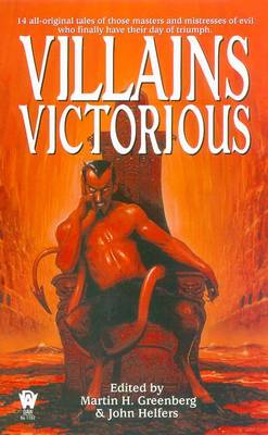 Villains Victorious - Various, and Greenberg, Martin Harry (Editor), and Helfers, John (Editor)