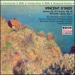 Vincent D'Indy: Sextuor, Op. 92; Sonate, Op. 59; Quintette à clavier, Op. 7