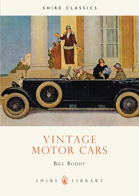 Vintage Motor Cars - Boddy, Bill