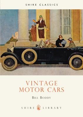 Vintage Motor Cars - Boddy, Bill