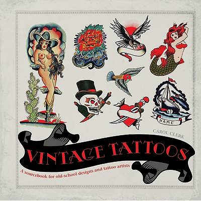 Vintage Tattoos - Clerk, Carol