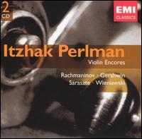 Violin Encores - Itzhak Perlman (violin); Samuel Sanders (piano)