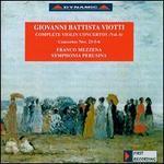 Viotti: Complete Violin Concertos, Vol. 6