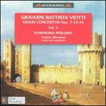 Viotti: Violin Concertos Vol. 3